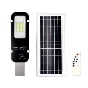 Ηλιακός Προβολέας με 65 LED 30W Αδιάβροχος ZL-pazari4all.gr