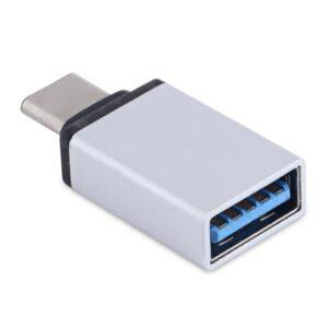 Αντάπτορας type-c αρσενικό σε USB θηλυκό Host OTG-pazari4all.gr