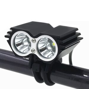 Φακός LED ποδηλάτου αδιάβροχος υψηλής φωτεινότητας.-pazari4all.gr