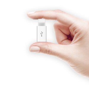 Αντάπτορας iphone ios σε otg mini usb X-ONE.-pazari4all.gr