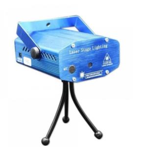 pazari4all.gr-Projector Laser Stage DJ Green-Red 100/50mW Φωτορυθμικό SunSky
