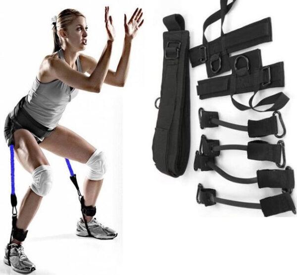 pazari4all.gr-Λάστιχα Βελτίωσης Άλματος - Vertical Jump Trainer