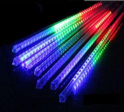 Επεκτεινόμενη LED Βροχή Μετεωριτών 8X47cm (RGB)-pazari4all.gr