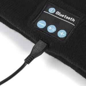 pazari4all-Μπαντάνα με Ενσωματωμένα Ακουστικά Bluetooth για Μουσική & Κλήσεις