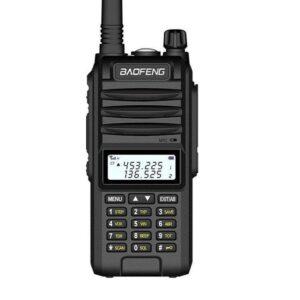 pazari4all-Φορητός Ασύρματος Πομποδέκτης Walkie Talkie Αλουμινίου – Υψηλής Απόδοσης Baofeng BF-UV9RXF