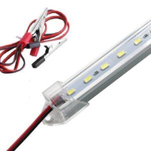 pazari4all-LED Λάμπα Μπάρα/Σωλήνας για Οχήματα 50cm - Λευκό Ψυχρό 12V Τύπου T4