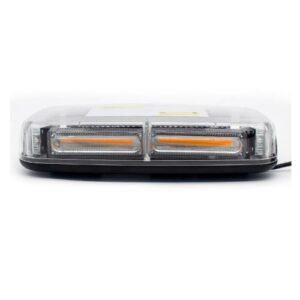 pazari4all-Μαγνητικός Πορτοκαλί Φάρος 6Led Strobe Light Bar 12V-24V ΟΕΜ