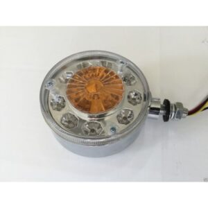 "pazari4all-LED Προβολέας ""Σκουλαρίκι"" για Φορτηγά Αδιάβροχος Στογγυλός 12W 24V"