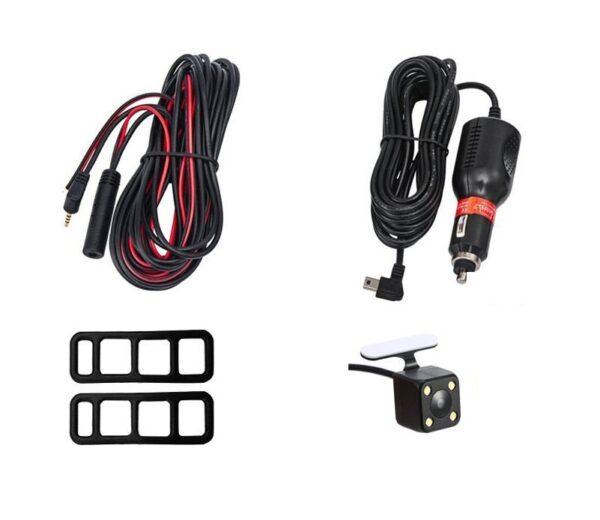 pazari4all-Καθρέπτης Αυτοκινήτου με Οθόνη Αφής LCD 4,3'', Κάμερα Full HD DVR & Κάμερα Οπισθοπορείας