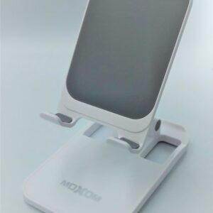 pazari4all-Βάση στήριξης κινητού επιτραπέζια MX - VS12 MOXOM (σε Λευκό)