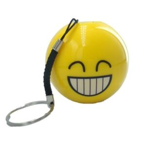 pazari4all-Mini Φορητό Ηχείο Stereo Emoticon/Smiley Bluetooth 3W