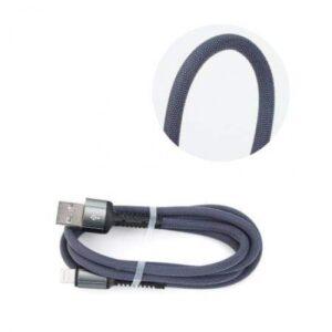 pazari4all-Ενισχυμένο Καλώδιο USB 2.0 για Apple iPhone Fast Charging 2.4A