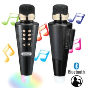 pazari4all-Ασύρματο μικρόφωνο ηχείο Karaoke Q-2711 ANDOWL