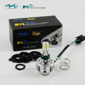 pazari4all-M3S 4000LM Προβολέας μοτοσικλετών LED 12V 40W ΟΕΜ