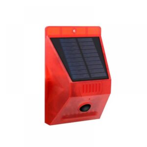 pazari4all-ANDOWL ΗΛΙΑΚΟ ΦΩΣ ΜΕ ΑΙΣΘΗΤΗΡΑ ΚΙΝΗΣΗΣ ΚΑΙ ΣΕΙΡΗΝΑ SOLAR ALARM LAMP Q-L911C