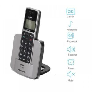 pazari4all-Ασύρματη Τηλεφωνική Συσκευή Cask KX-T 0180