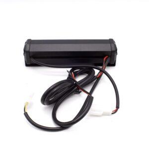 pazari4all-Φάροι LED Cob Strobe Προειδοποίησης 2x40w Emergency Lamp nk-bs02 Κόκκινο-Λευκό ΟΕΜ