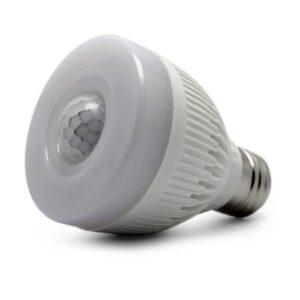 pazari4all-Λάμπα LED E27 8W με Ανιχνευτή Κίνησης OEM