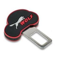 pazari4all-Απενεργοποιητής Ήχου Ζώνης Ασφαλείας Αυτοκινήτου WOLF 2 τεμάχια