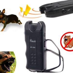 pazari4all-Συσκευή απώθησης σκύλων με υπερήχους MT-650E