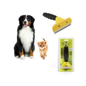 pazari4all-Χτένα για σκύλους και για γάτες FURminator - Large