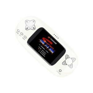 pazari4all-Κονσόλα παιχνιδιών 108 παιχνίδια Mini Pocket Power Bank 16-bit ρετρό με έγχρωμη οθόνη