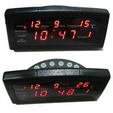 pazari4all-LED Ψηφιακό Ρολόι ZXTL-13A με Ημερομηνία και Θερμόμετρο και Εβδομάδα