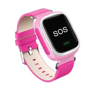 pazari4all.gr-Παιδικό Smart Watch Q80 με Οθόνη, GPS Tracker, Υποστήριξη SIM για IOS και Android – OEM