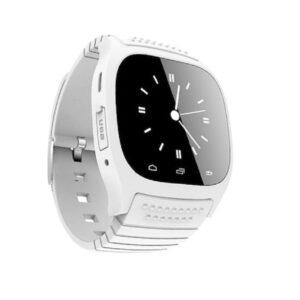 pazari4all.gr-SMART WATCH Έξυπνο Ρολόι M26 (Λευκό) - OEM